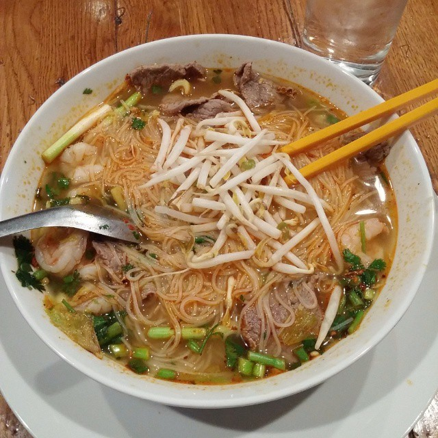 #Pho #imbreakinasweat