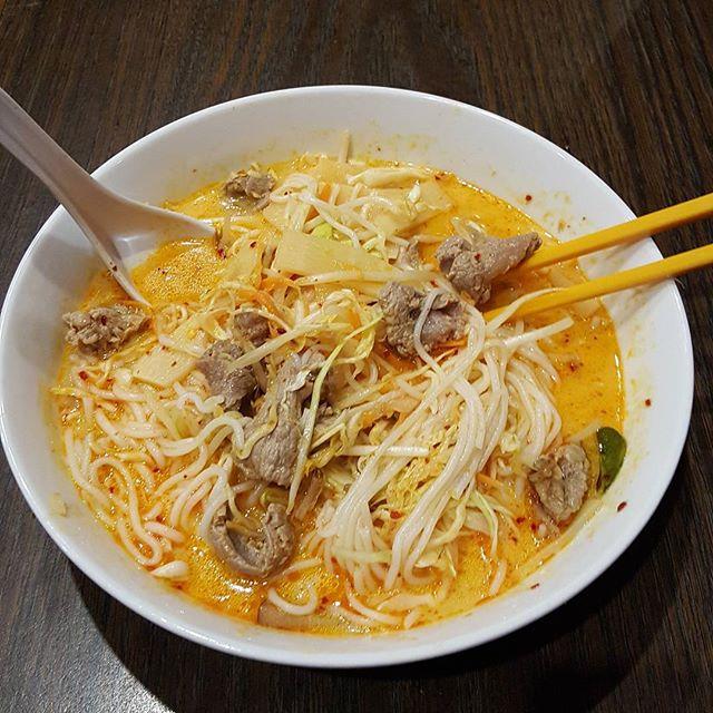 #lunch #soulisas #kapoon #kapoonnoodles off menu deliciousness